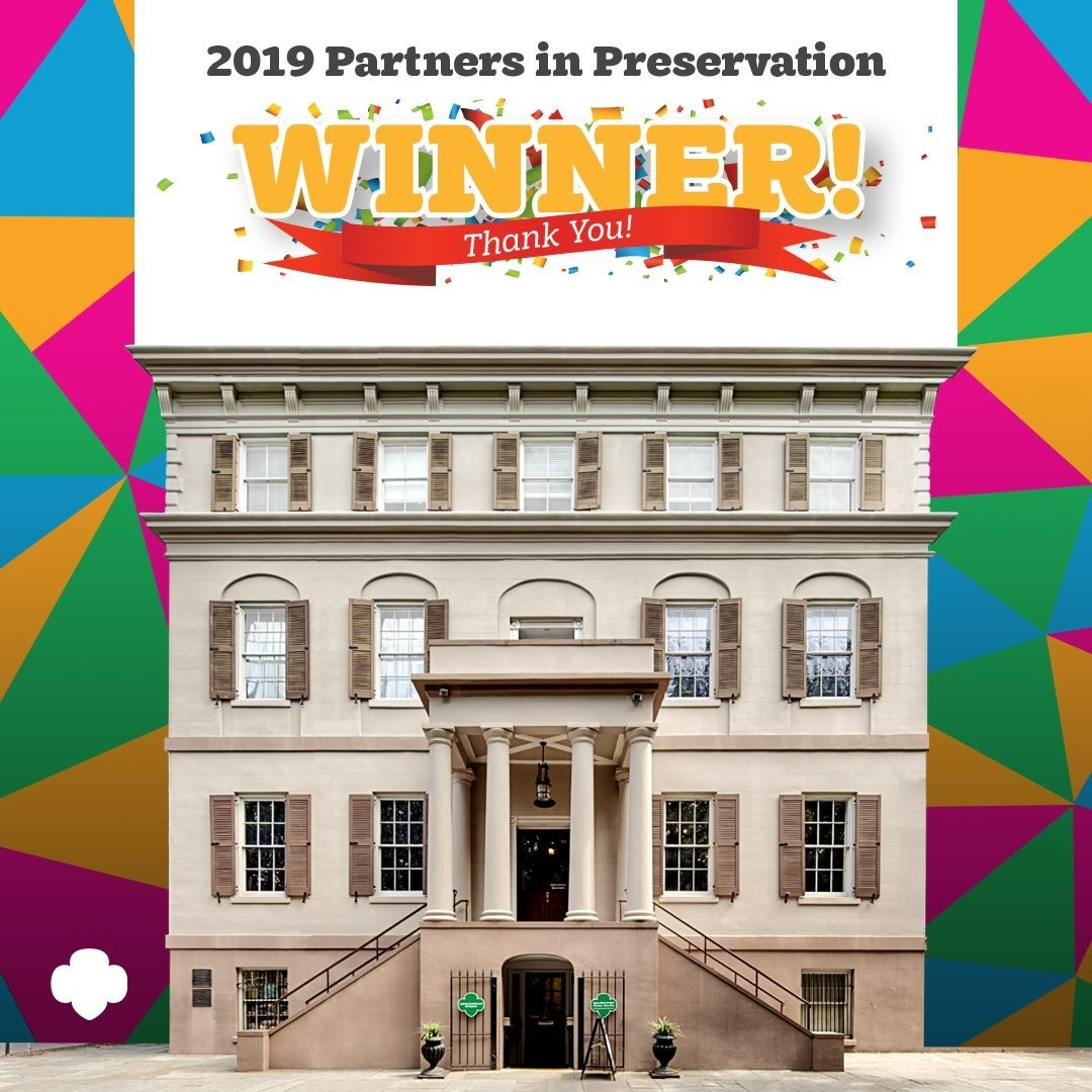 Birthplace Preservation Winner