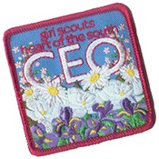 CEO Patch REAL 175x175